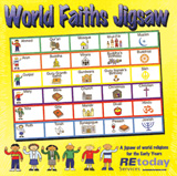 More information on World Faiths Jigsaw