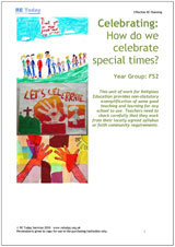 More information on Celebrating: How do we celebrate special times?