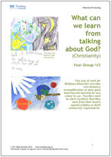 More information on What can we learn from talking about God?