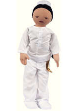 More information on Sikh Boy Persona Doll