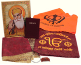 More information on Sikh Pack of Artefacts