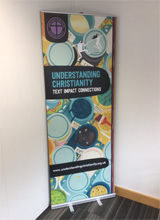 More information on Understanding Christianity Pull-Up Banner: Creation
