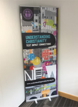 More information on Understanding Christianity Pull-Up Banner: Kingdom of God