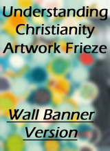 More information on Understanding Christianity Wall Banner Frieze and Booklet Bundle