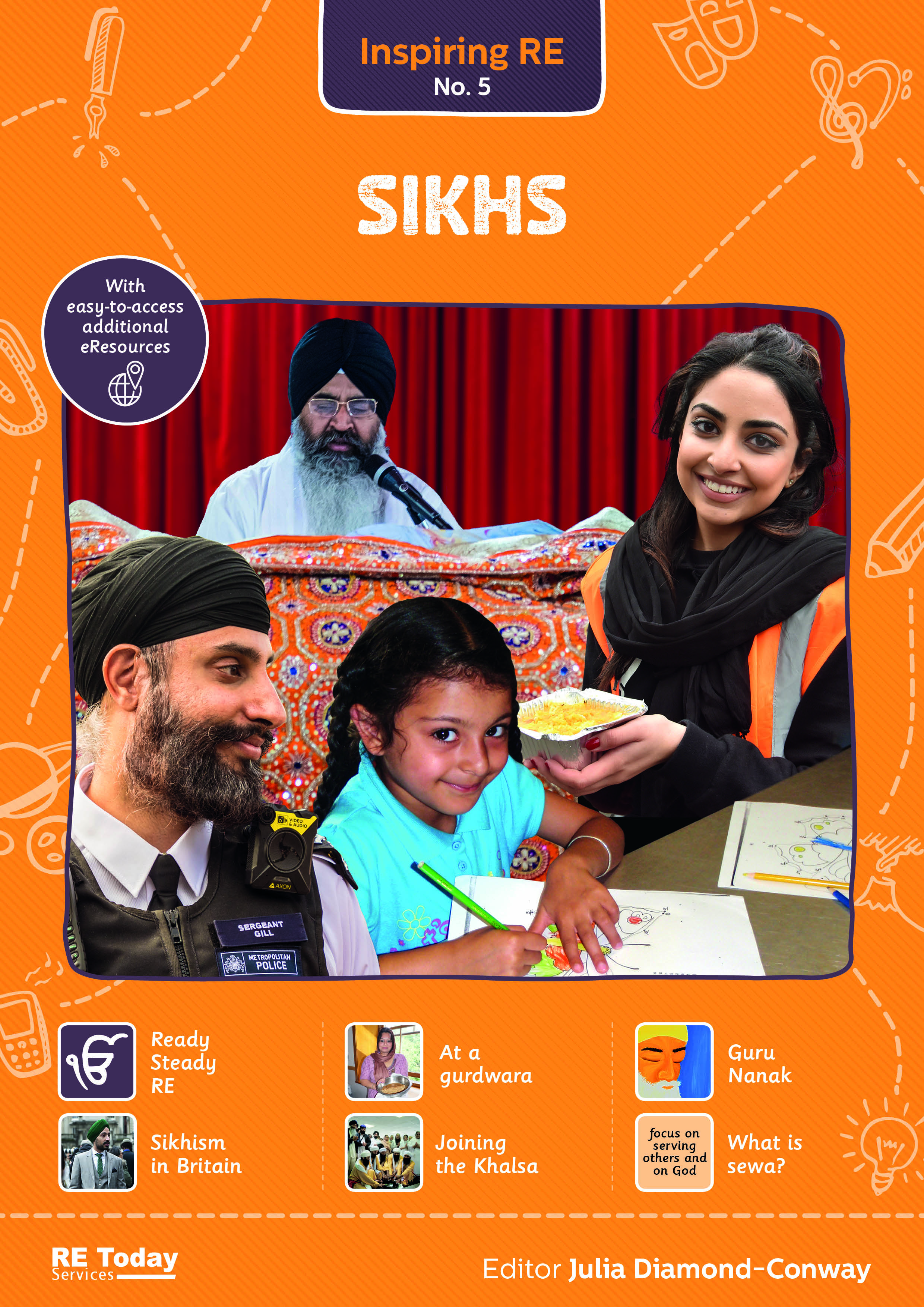 More information on Inspiring RE: Sikhs