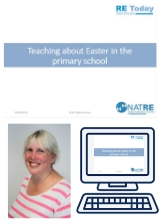 More information on Teaching about Easter in the primary school - webinar recording
