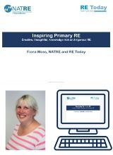 More information on Inspiring Primary RE - webinar recording