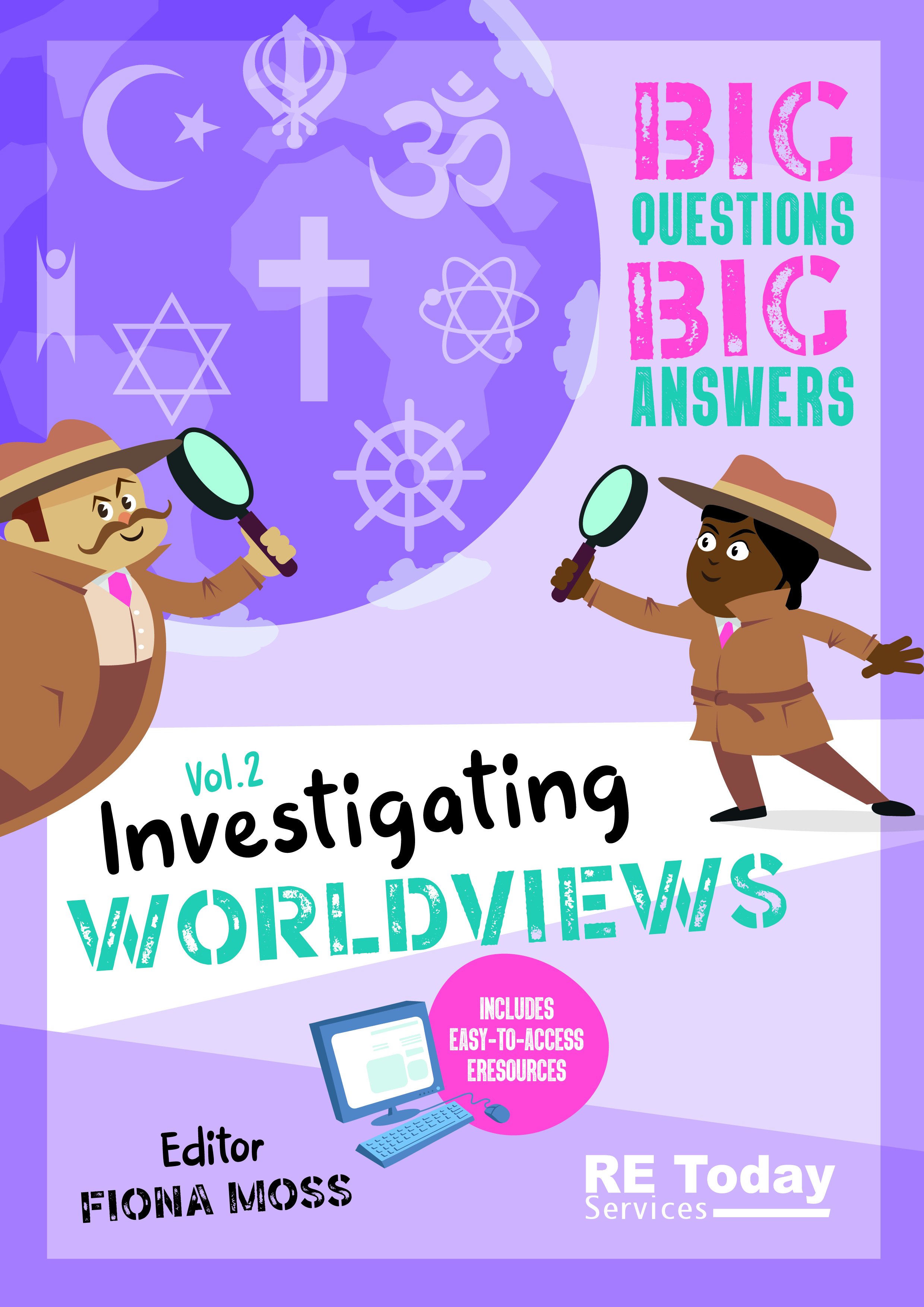 More information on BIG QUESTIONS BIG ANSWERS: Vol 2: World Views