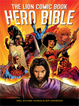 More information on The Lion Comic Book Hero Bible