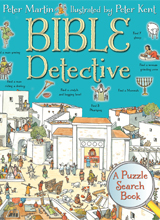 More information on Bible Detective