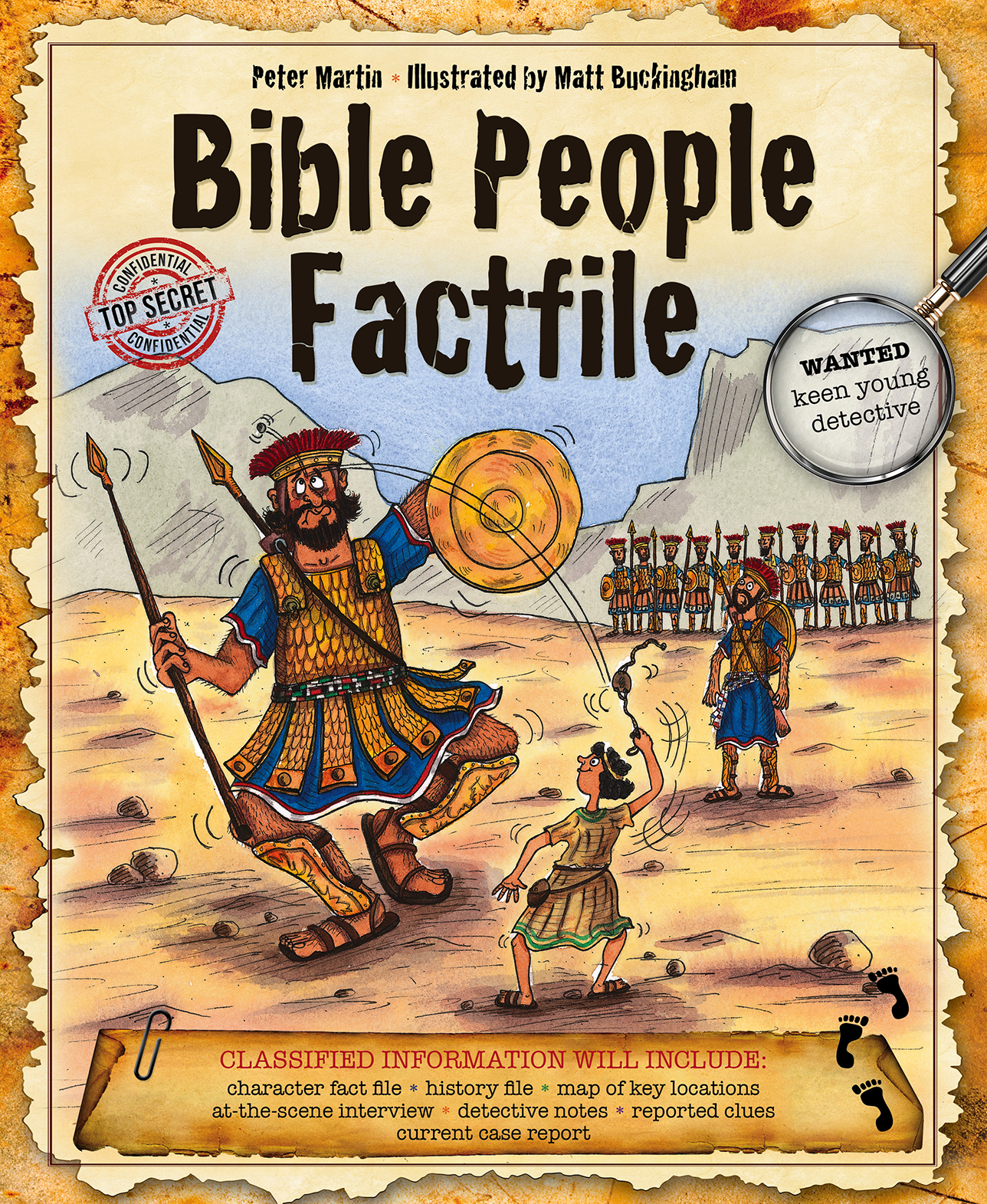 More information on Bible People Factfile