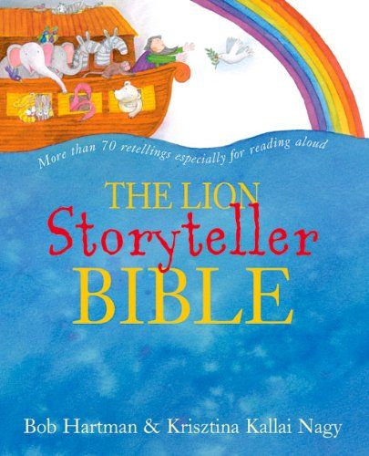 More information on The Lion Storyteller Bible