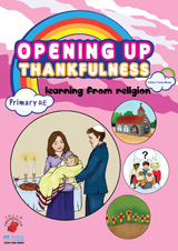 More information on Opening up Thankfulness