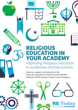 More information on Religious Education in your Academy
