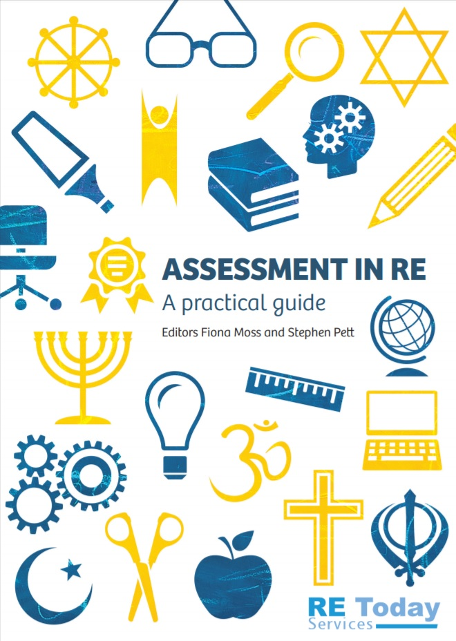 More information on Assessment in RE: a practical guide