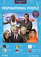 More information on Inspiring RE: inspirational people
