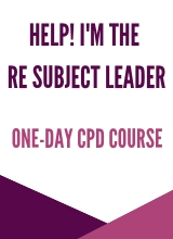 More information on Help! I'm the RE Subject Leader - course